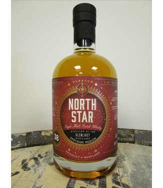 Glenlivet 38 Years Old 1981 North Star Spirits