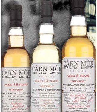 Ardmore 7 Years Old 2011 Carn Mor
