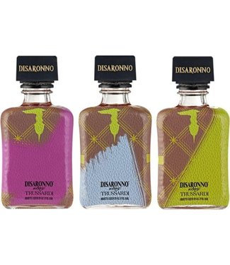 Disaronno Trussardi Limited Edition - 3 x 5 cl