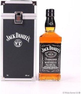 Jack Daniel's Old N°7 in Flight Case - 70 cl