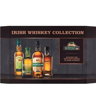 Tyrconnell Cooley Irish Collection - 4 x 5 cl