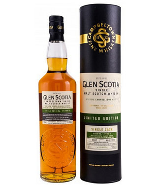 Glen Scotia Single Cask 17/106-7 Classic Series Single Cask Collection