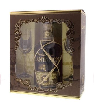Plantation Barbados XO Rum 20 Years Old Giftpack - 70 cl