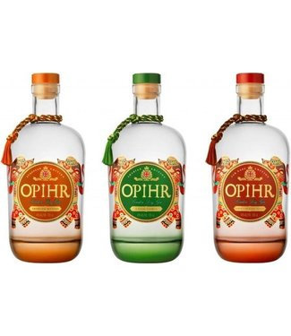 Opihr Journey Tasting Miniset 3 x 5 cl