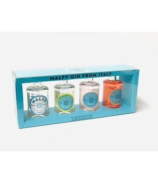Malfy Gin Miniature Gift Pack - 4 x 5 cl