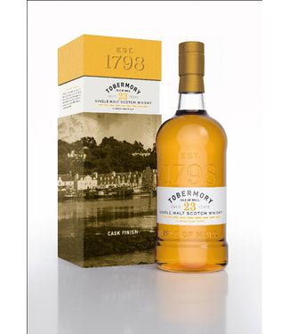 Tobermory 23 Years Old Oloroso Cask Finish