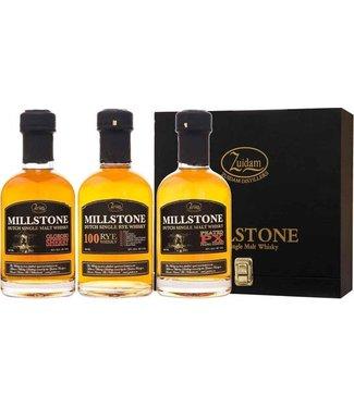 Millstone Whiskyproeverij Cadeauverpakking - 3 x 20 cl