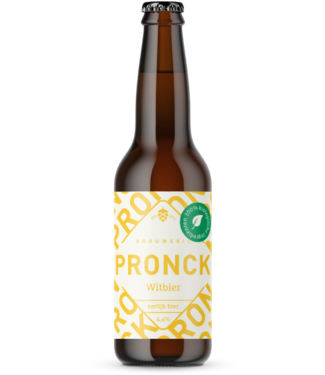 Pronck White beer 33 CL