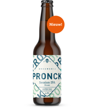 Pronck Session IPA Mosiac 33 CL