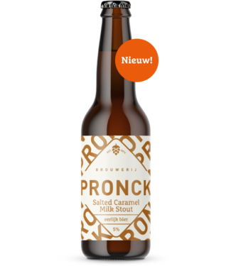 Pronck Salted Caramel Milk Stout 33 CL