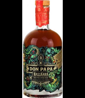 Don Papa Don Papa Masskara 0,70 ltr 40%
