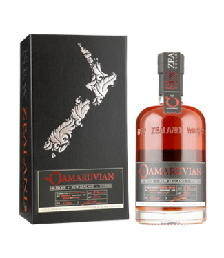The New Zealand Whiskey Collection 18 Years Old Oamaruvian
