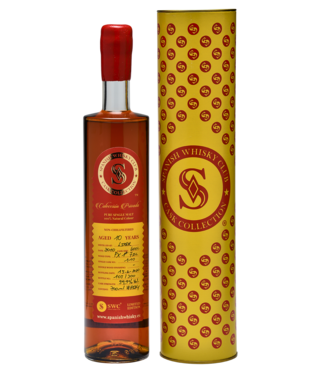 Spanish Whisky Club Liber 10 Years Old Cask 110