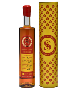 Spanish Whisky Club Liber 16 Years Old Cask 009