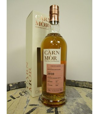 Benrinnes 10 Years Old 2010 Carn Mor