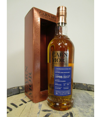 Fettercairn 22 Years Old 1998 Celebration Of The Cask