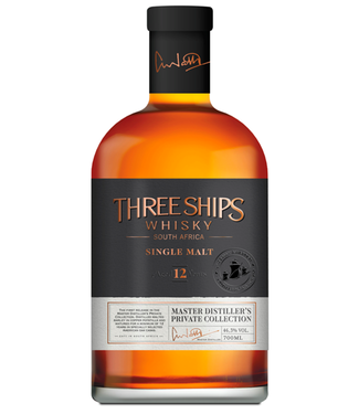 Three Ships 12 Years Old African Single Malt