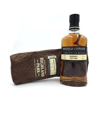 Highland Park 14 Years Old Single Cask 6450 Norway Edition