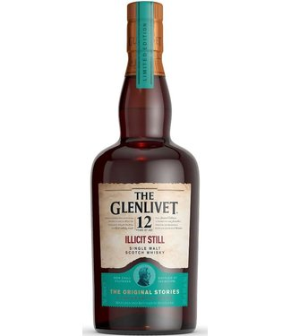 The Glenlivet 12 Years Old Illicit Still Limited Edition