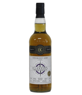 Benrinnes 8 Years Old 2012 Claxton's Exploration Series