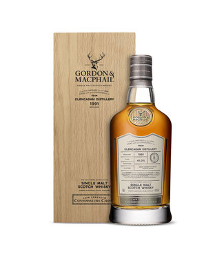 Glencadam 28 Years Old 1991 Gordon & MacPhail 41,0%