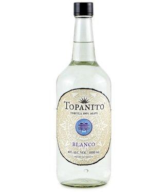Topanito Tequila Topanito Blanco 1,00 ltr 40%