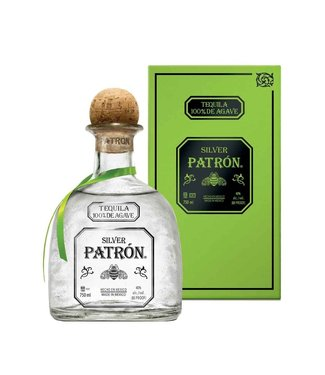Patron Tequila Patron Silver 0,70 ltr 40%