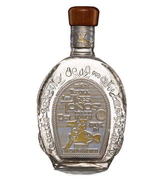 Los Tres Tonos Tequila Los Tres Tonos Blanco 0,70 ltr 38%