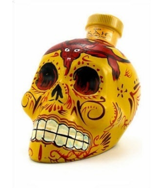 Kah Tequila Kah Reposado 0,70 ltr 55%
