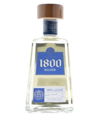 1800 Tequila 1800 Silver 0,70 ltr 38%