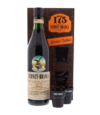 Fernet Branca Fernet Branca Giftpack 2 Shotglasses 0,70 ltr 35%