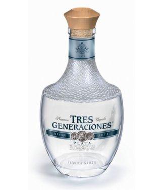 Sauza Tequila Sauza Tres Generations Plata 0,70 ltr 38%