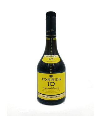 Torres Brandy Torres 10 Gran Reserva 0,70 ltr 38%