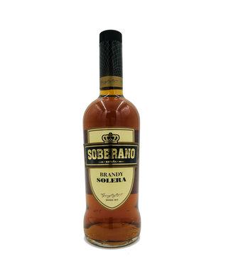 Soberano Brandy Soberano 0,70 ltr 36%