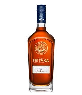 Metaxa Brandy Metaxa 12 Ster 0,70 ltr 40%