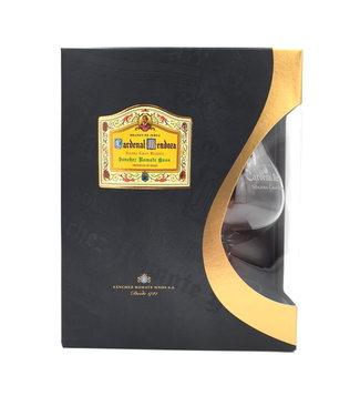 Cardinal Mendoza Brandy Cardenal Mendoza Giftpack Met Glas 0,70 ltr 40%