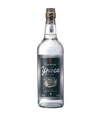 Cachaca Ypioca Crystal 1,00 ltr 38%