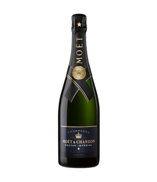 Moet & Chandon Champagne Moet & Chandon Nectar 0,75 ltr 13%