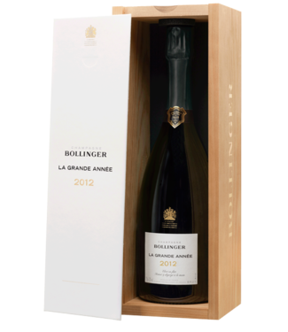 Bollinger Champagne Bollinger La Grande Annee 2012 0,75 ltr 12%