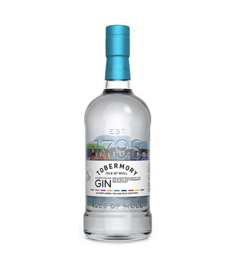 Tobermory Tobermory Gin 0,70 ltr 43,3%