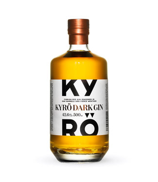 Kyro Kyro Dark Gin 0,50 ltr 42,6%
