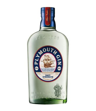 Plymouth Plymouth Navy Strength Dry Gin 0,70 ltr 57%