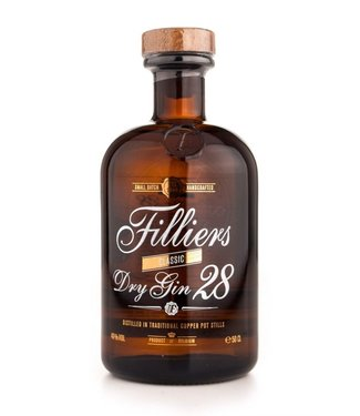 Filliers Filliers 28 Dry Gin 0,50 ltr 46%