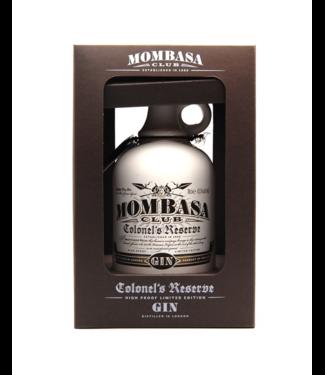 Mombasa Mombasa Dry Gin Colonel Reserve 0,70 ltr 43,5%