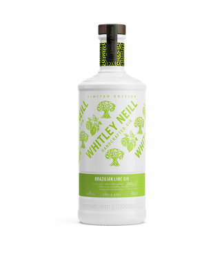 Whitley Neill Whitley Neill Lime Gin 0,70 ltr 43%