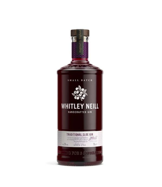 Whitley Neill Whitley Neill Sloe Gin 0,70 ltr 28%