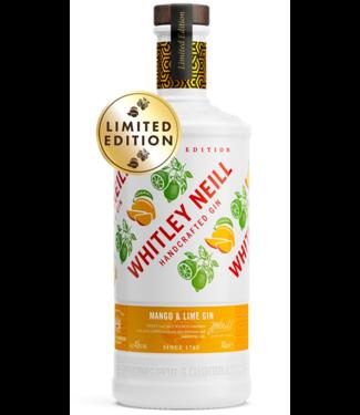 Whitley Neill Whitley Neill Mango & Lime 0,70 ltr 43%