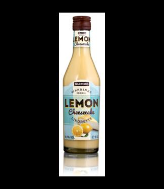 Warninks Lemon Cheesecake Cream 0,35 ltr 15%