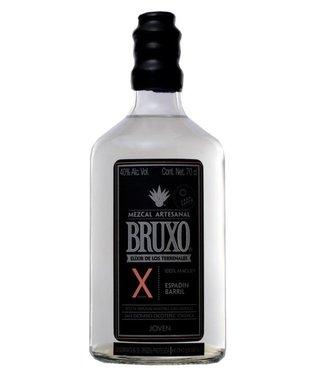 Mezcal Bruxo X Espadin Barril 0,70 ltr 40%