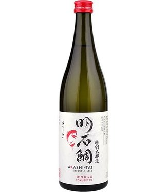 Akashi Sake Akashi Honjozo 0,72 ltr 15%